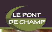 Logo de l'établissement Le Pont de Champhotel logo