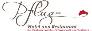 Hotel Restaurant Pflug Hotel Logohotel logo