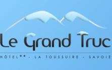 Logo de l'établissement Le Grand Truchotel logo