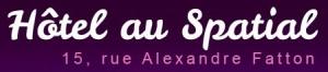 Logo de l'établissement Au Spatial Hotelhotel logo