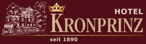 Hotel-Restaurant Kronprinz Hotel Logohotel logo