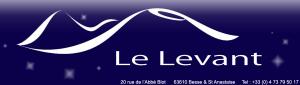 Logo de l'établissement Hotel Le Levanthotel logo