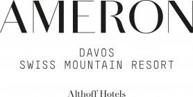 AMERON Davos Swiss Mountain Resort Hotel Logohotel logo