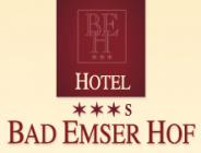 Hotel Bad Emser Hof Hotel Logohotel logo