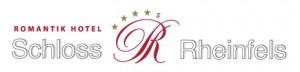 Ihr Romantik Hotel Schloss Rheinfels hotel logohotel logo