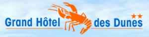 Logo de l'établissement Grand Hôtel des Duneshotel logo