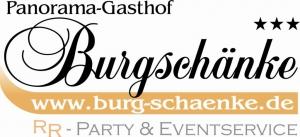 Panorama-Gasthof Burgschänke Hotel Logohotel logo