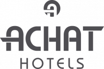 ACHAT Plaza Zum Hirschen Salzburg Hotel Logohotel logo