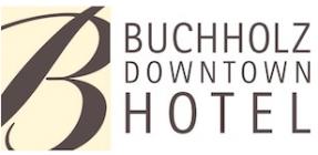 Buchholz Downtown Hotel hotel logohotel logo