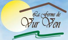 Logo de l'établissement La Ferme De Vur Venhotel logo