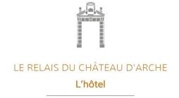Logo de l'établissement Relais du Château d'Archehotel logo