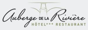 Logo de l'établissement Restaurant Auberge de la Rivièrehotel logo