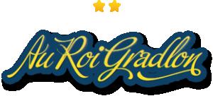 Au Roi Gradlon酒店标志hotel logo