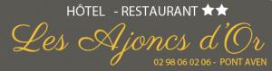Hôtel Les Ajoncs d'or hotel logohotel logo