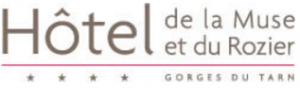 Logo de l'établissement Hôtel de la Muse et du Rozierhotel logo
