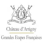 Logo de l'établissement Le Château d'Artignyhotel logo