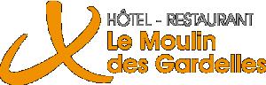 Le Moulin des Gardelles hotel logohotel logo