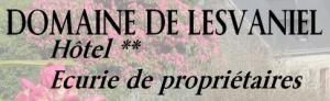 Logo de l'établissement Domaine de Lesvanielhotel logo