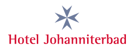 Ringhotel Johanniterbad Hotel Logohotel logo