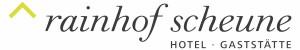 rainhof scheune hotel logohotel logo