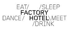 Factory Hotel Hotel Logohotel logo