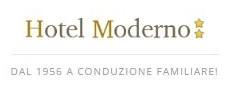 logo hotel HOTEL MODERNOhotel logo