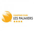 Camping Les Palmiers hotel logohotel logo