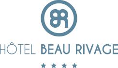 Hotel Beau Rivage Nice hotel logohotel logo