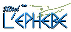 Logo de l'établissement Hôtel l'Ephebehotel logo