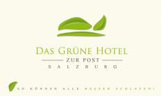 Das Grüne Hotel zur Post Hotel Logohotel logo