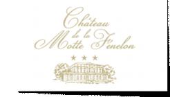 Logo de l'établissement Château de la Motte Fénelonhotel logo