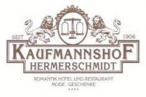Romantik Hotel Kaufmannshof Hotel Logohotel logo