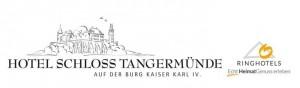 Ringhotel Schloss Tangermünde Hotel Logohotel logo