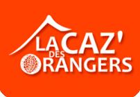 Logo de l'établissement La Caz' Des Orangershotel logo