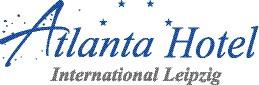 Atlanta Hotel International Leipzig Hotel Logohotel logo