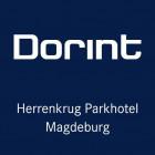 Dorint Herrenkrug Parkhotel Magdeburg hotel logohotel logo