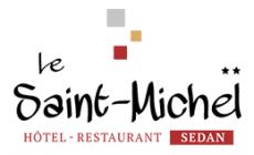 Logo de l'établissement Le Saint-Michelhotel logo