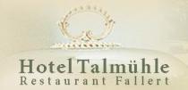 Hotel Talmühle - Restaurant Fallert Hotel Logohotel logo