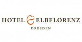 logo hotelu Hotel Elbflorenz Dresdenhotel logo