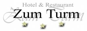 Hotel & Restaurant Zum Turm hotel logohotel logo