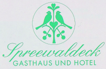 Gasthaus und Hotel Spreewaldeck Hotel Logohotel logo