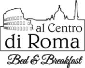 logo hotel B&B al centro di Romahotel logo