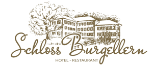 Schloss Burgellern Hotel Logohotel logo