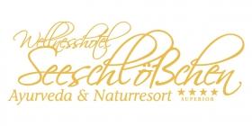 Wellnesshotel Seeschlößchen - Privat-SPA & Naturresort Hotel Logohotel logo