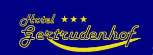 Hotel Gertrudenhof Hotel Logohotel logo