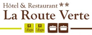 Logo de l'établissement Hotel De La Route Vertehotel logo