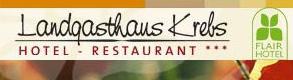 Landgasthaus Krebs Hotel Logohotel logo