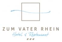 Hotel Zum Vater Rhein Hotel Logohotel logo