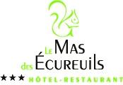 Logo de l'établissement Mas des Ecureuilshotel logo