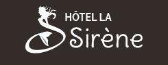 Logo de l'établissement Hôtel Restaurant La Sirènehotel logo